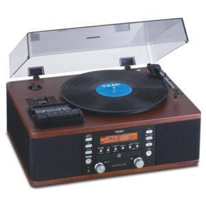 best all in one record player