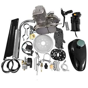 80cc 26 Inches 28 Inches Bike Bicycle Motorized 2-Stroke Cycle Petrol Gas Engine Kit Set
