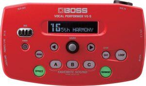 Boss VE-5 Vocal Performer Effect Processor